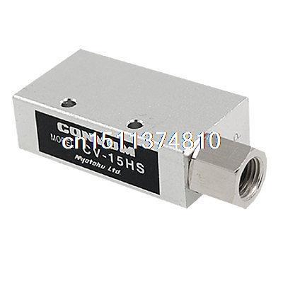 Pneumatic Air Exhaust Vacuum Ejector Generator CV-15HS scv 10 rc1 8 vacuum ejector smc type vacuum generator