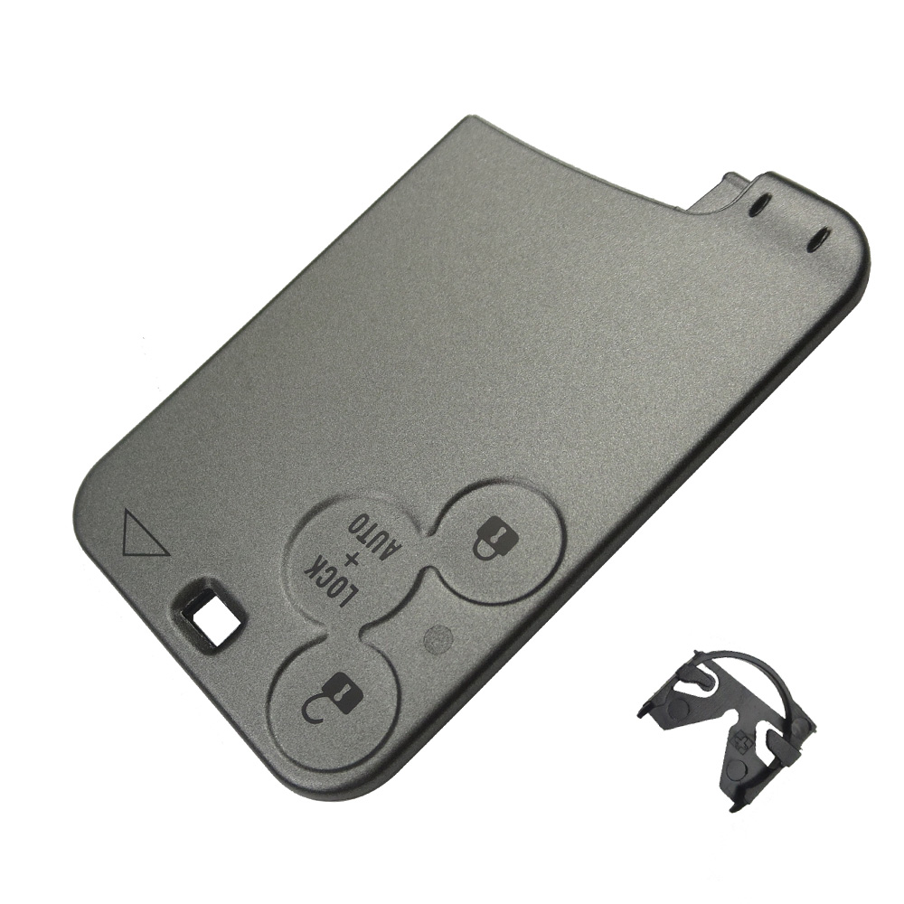 2 Buttons Car Key Shell Remote Control Cover Case Fit for Renault Modus