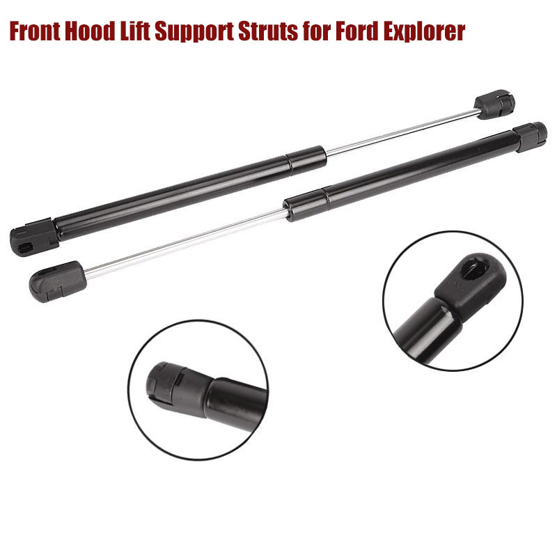 2 x front hood bonnet gas lift supports props shocks for 2002 ford explorer rear window struts