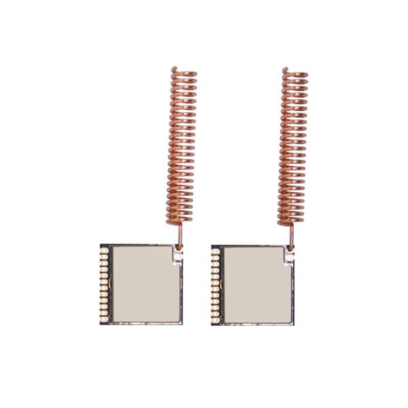 8pcs RF4463PRO Antenna 433mhz Si4463 100mW 20dBm 1 5km anti interference 433 470 868 915 MHz