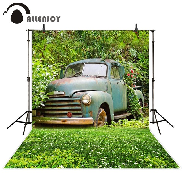Aliexpress Com Buy Allenjoy Photography Background Classic Cars