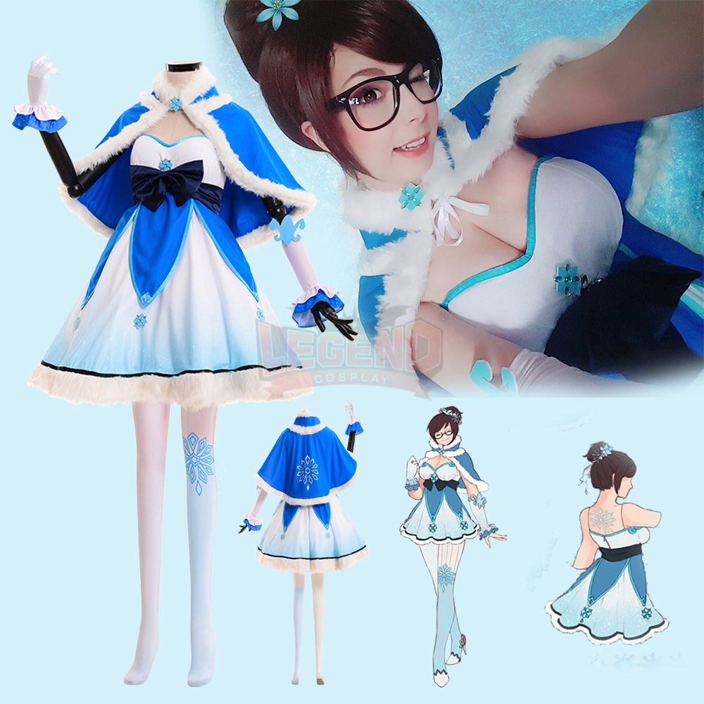 Mei cosplay costume new 2017 special style full set adult costume halloween women costume girl costume