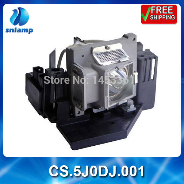 Compatible projector lamp CS.5J0DJ.001 for SP820 original bare projector lamp projector bulb cs 5j0dj 001 fit for sp820