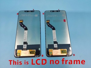 """Image 3 - Original LCD For 6.18"""" xiaomi pocophone F1 LCD display pocohone F1 dispay poco F1 LCD display Touch Screen LCD+Frame"""