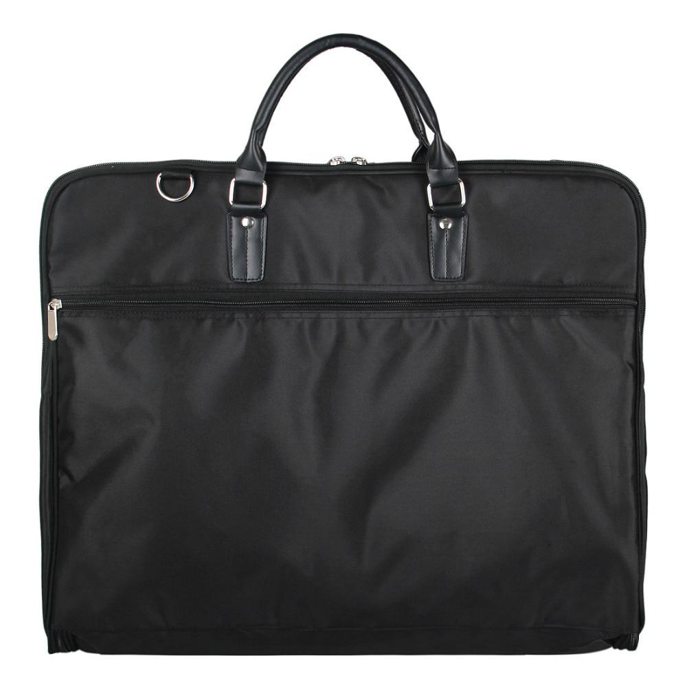 Ecosusi Travel Bag Black қара өткізбейтін ілгіш - Багаж және саяхат сөмкелері - фото 3