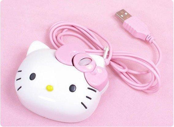 Mice PC Laptop USB Hello Kitty Optical 1200dpi Mouse 100pcs/a lot+Free shipping