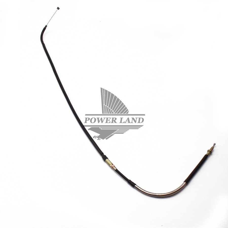 Motorcycle Scooter Parts Black Clutch Control Cable Line