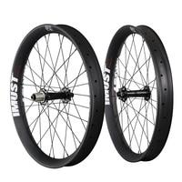 665 углерода жира велосипед колеса 26er довод и tubuless готов снег колеса спереди 135/150, сзади 170/190/197