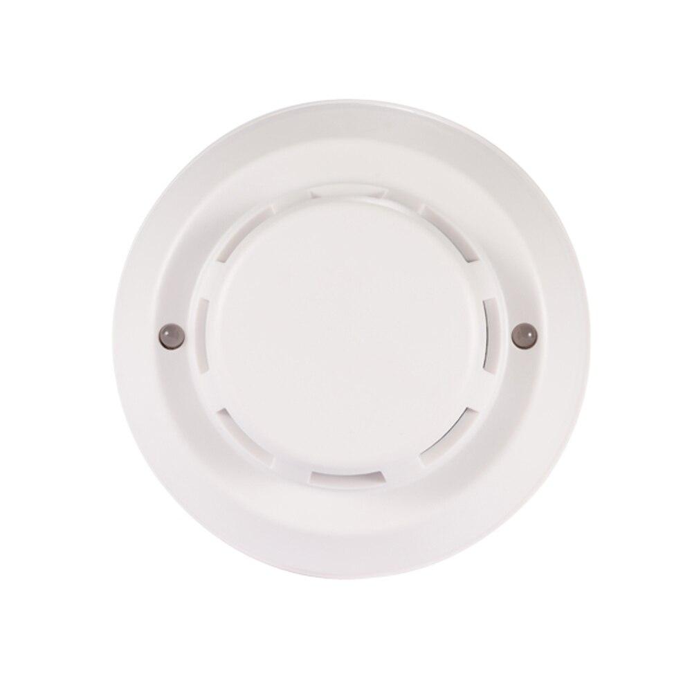 (1 PCS)12VDC NC Output Home Security Control Ceiling Coal Gas Natural Gas Alarm LPG Leak Detector Alarm Gas Sensor Gas Leaking
