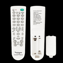 1pcs Portable Universal TV Remote Control Controller For TV Television wholesale Dropshipping