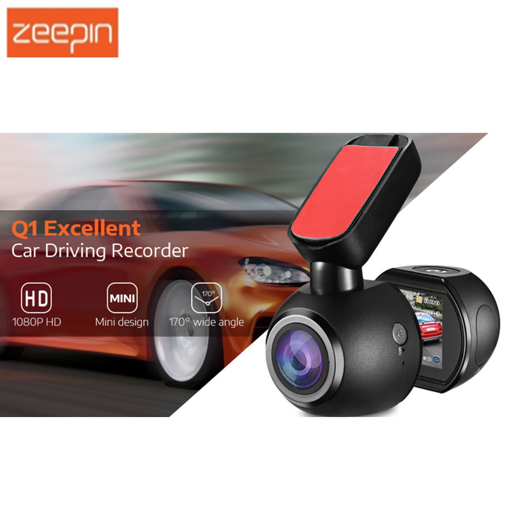 Mini Car Dash Cam Q1 1080P FHD Car DVR 170 Degree Angle Dash Camera Driving Recorder Parking Monitor Loop Recording G-sensor plusobd car recorder rearview mirror camera hd dvr for bmw x1 e90 e91 e87 e84 car black box 1080p with g sensor loop recording