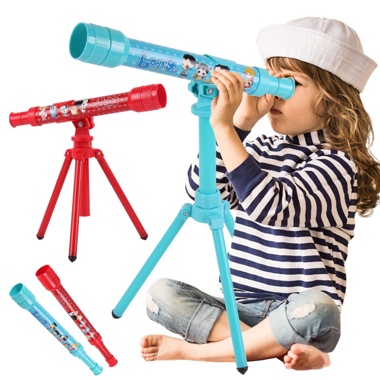 Children education Insights Astronomical telescope child learn grow up toy student science experiment Teaching prop kids gift
