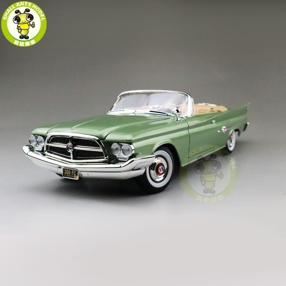 1/18 1960 300F Road Signature Diecast Model Car Toys Boys Girls Gift