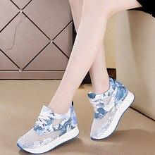Liren Women Wedge Sneakers Height Increasing Summer Breathable Sneaker Fashion Shoes Casual Outdoor Walking tennis