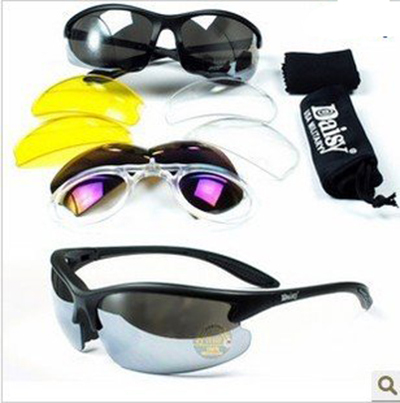 Daisy C3 Desert Sun Glasses Bicycle Goggles Tactical Eye Protective Riding UV400 Glasses