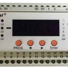 Acrel AMC16-DE6 прямого тока 6 каналов счетчик энергии с датчиком Холла I U P Q