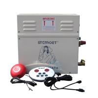 Steam Generator Sauna Bath SPA Shower Bathroom Steam Generator Sauna Steam Khan Stove 3W 4 5W