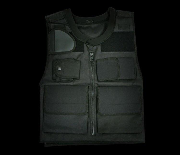 Tactical Vest Security Vest Vest, Built In Steel, Outdoor Tactical Vest