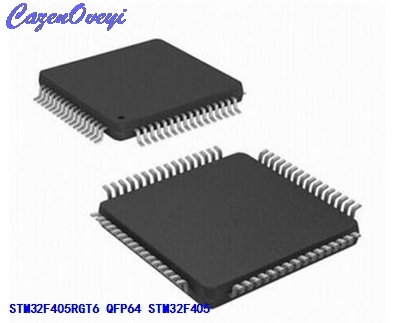 1pcs/lot STM32F405RGT6 STM32F405 QFP-64 In Stock