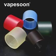 Vapesoon 5pcs Color Change  Atomizer Replacement Glass Tube Black Yellow Blue for Vaporesso Kit Revenger NRG Tank 5ml Atomizer