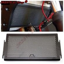 Решетка радиатора Мотоцикла защитная крышка протектор для YAMAHA FZ07/MT07