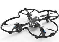 Hubsan X4 H107L GYRO 2.4G 4CH 6 Axis Mini RC Helicopter Radio Control UFO Quadcopter Quad Copter RTF dron