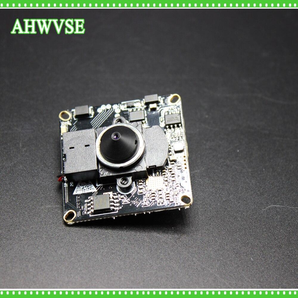 AHWVSE CCTV IP Camera HD 720P 1080P Indoor Mini IP Cam module with 3.7MM LENS модуль условного доступа нтв hd module tv старт ci cam и карта