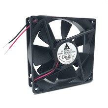 Абсолютно Новый Delta AUB0924VH 9225 DCC 24 V 0.40A 3800 об/мин 81.5CFM вентилятор для сервера Инвертор Вентилятор охлаждения