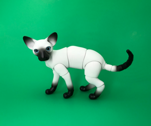 Image 3 - BJD SD doll 1/6 Sphynx A birthday present High Quality Articulated puppet Toys gift Dolly Model nude Collection