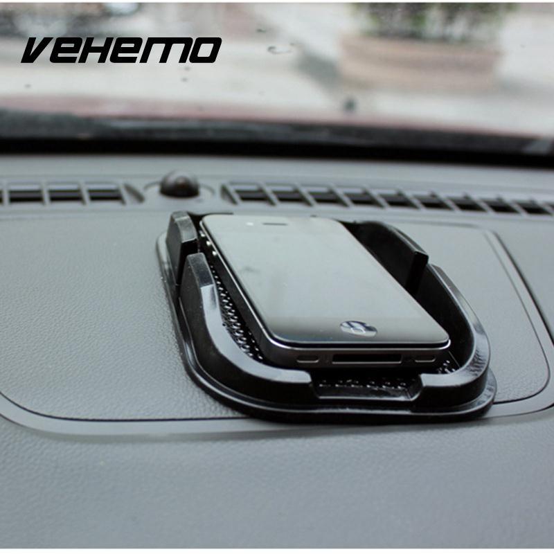 New Car Dashboard Sticky Pad Gadget Holder Interior Items