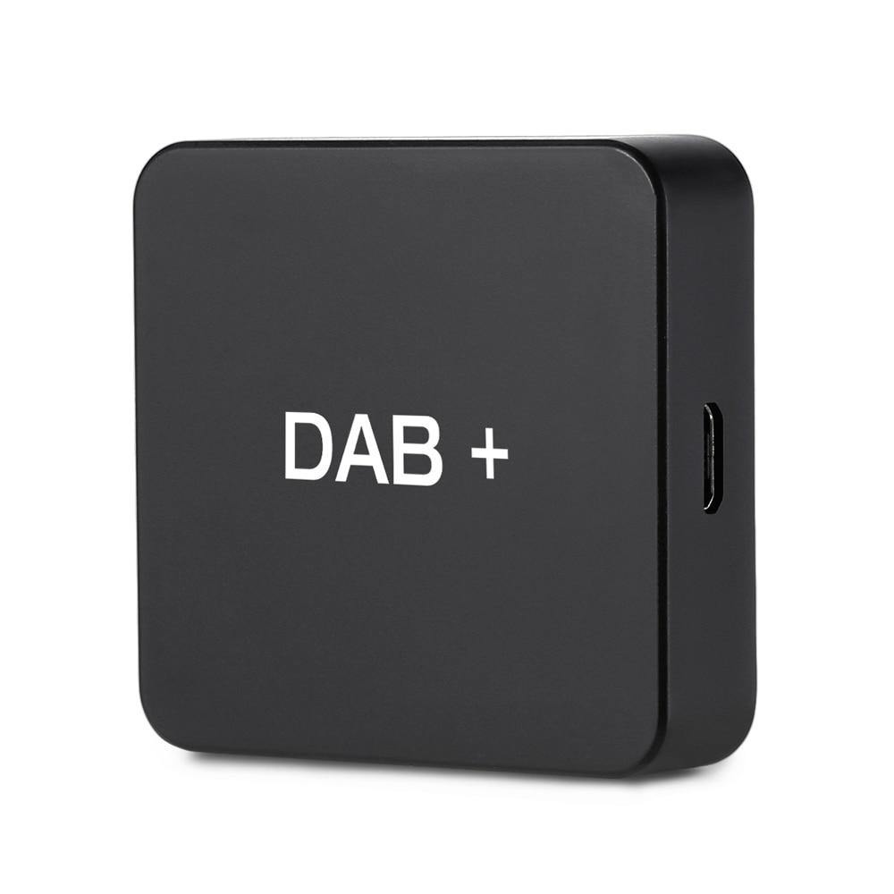 dab 004 dab box digital radio antenna tuner fm transmission usb powered for car radio android 5. Black Bedroom Furniture Sets. Home Design Ideas