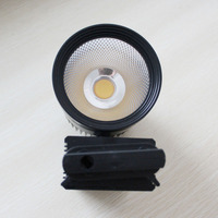 New LED Track Light 30w 2 Pins Spot Light For Shopping Mall Cloth Shop AC85 265V