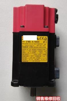 AC Servo Motor A06B-0114-B275#0008 Used Tested Working