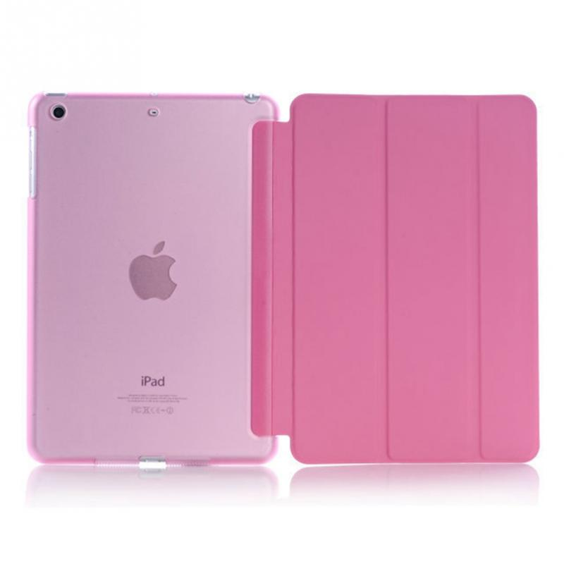 Ultra-thin Slim Tablet Case for iPad mini Case Flip Magnetic Folding PVC A1432 A1490 Cover for iPad mini 2 mini 3 Smart Case (10)