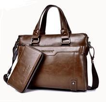 2016 heiße neue luxus leder herren aktentasche leder business aktentasche umhängetasche herren umhängetasche handtasche umhängetasche