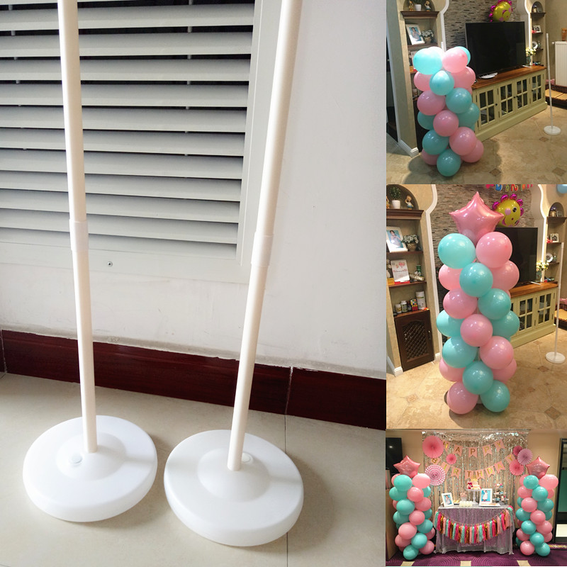 120 cm Balloon column/balloon sticks /base globos /wedding decoration/part supplies/ball ...