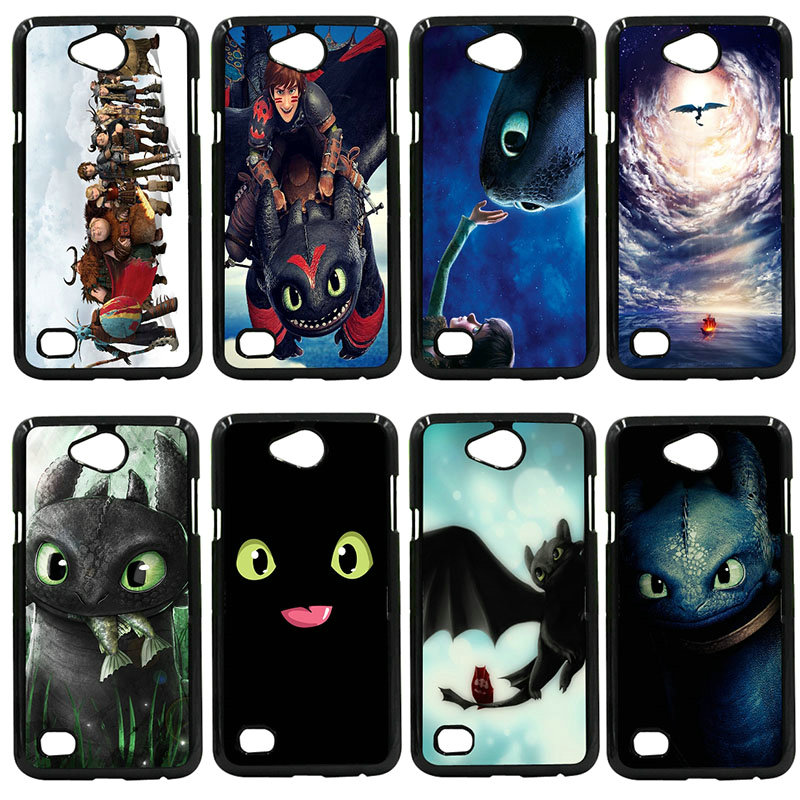 Toothless Train Your Dragon Cell Phone Cases Hard Cover For LG L Prime G2 G4 G5 G6 G7 K4 K8 K10 V20 V30 Nexus 5 6 5X Pixel