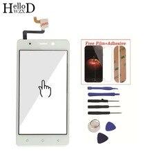 Für Blackview A8 Mobile Vorder Touch Screen Glas Digitizer Panel Objektiv Sensor Flex Kabel Werkzeuge Kostenloser Klebstoff + Screen Protector