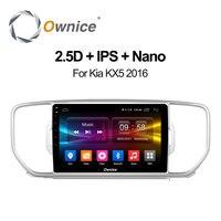 Ownice C500 9 Android 6 0 Eight Core For KIA Sportage KX5 2016 Car Radio Navi