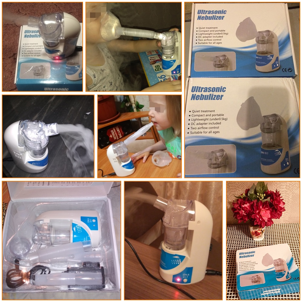 Portable Nebulizer Machine Customers review