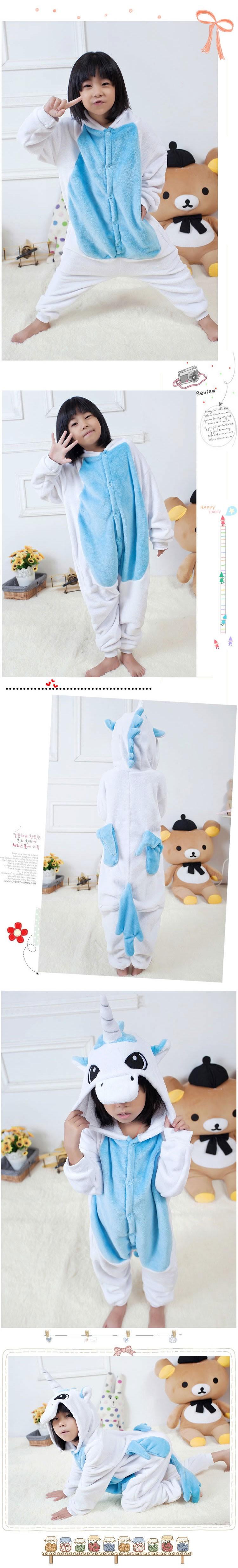 2016 Unicorn Pajamas Adult Kids Warm Flannel Siamese Cartoon Autumn Winter  Pajamas Family Fitted Animal Pajamas for women menUSD 29.99-40.59 piece d45e8e2265bd8