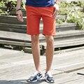 Pioneer Camp Cotton Shorts Men Summer Style Moletom Masculino Breathable Shorts Homme Zipper  Clothing Sweat Shorts 655117