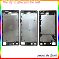 Original New For Sony Xperia Z5 Premium Z5P E6853 E6883 E6833 LCD Frame Middle Bezel Rear Housing with Side Button Replacement