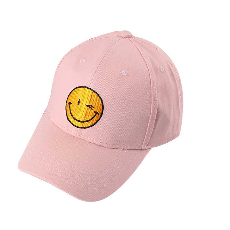 d0d32492910d8 Unisex Baseball Cap Roy Purdy Smiley Cotton Men Women Snapback Adjustable  Hip Hop Dad Father Hat