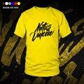 Diseño exclusivo Ucrania equipo Navi Natus Vincere Gaming clan Na'Vi camiseta jerseys dendi o cuello de manga corta T-shirt