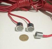 Miniature Pore Water Pressure Gauge Sensor Model Test Small Diameter Resistance Strain Gage Pressure Box