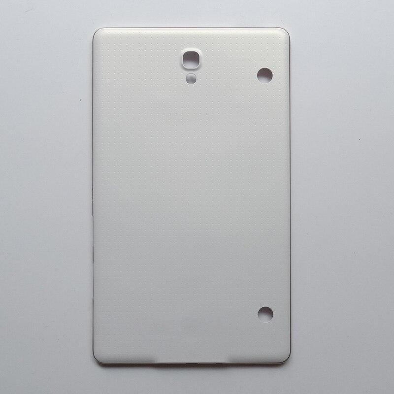 Back Корпус для Samsung Galaxy Tab S 8.4 T700 t705 t705c задняя крышка Батарея задняя дверь Запчасти для авто