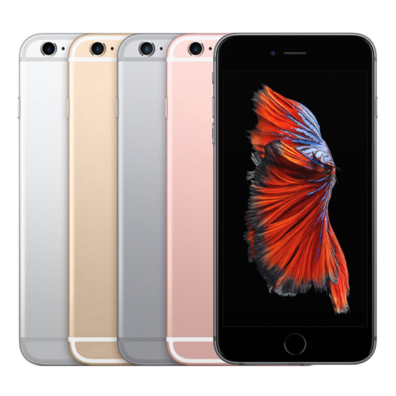 Original Unlocked Apple iPhone 6s 4G LTE Mobile pho