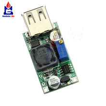 DC-DC Power Versorgung Boost Konverter 3V Bis 5V zu 9V 2A USB Ausgang Spannung Step Up Modul