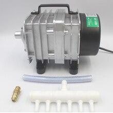 Hailea ACO-328 82L/мин аквариум кислорода насос Электромагнитная Воздушный компрессор кислорода насос 220 В 60 Вт